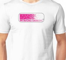 Working Designs Logo Unisex T-Shirt