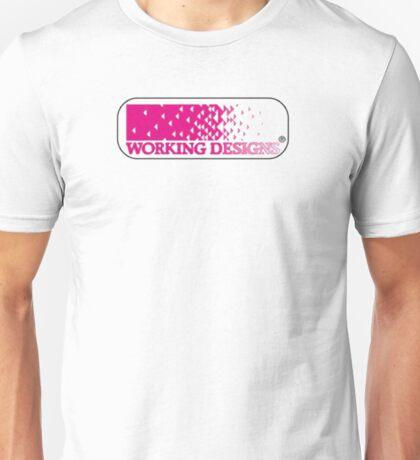Working Designs Logo T-Shirt