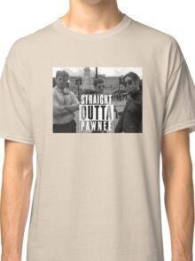 Straight Outta Pawnee Classic T-Shirt
