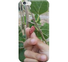 Mulberry Fruit iPhone Case/Skin