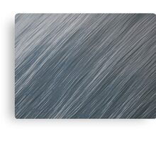 Ocean Brush Strokes Canvas Print