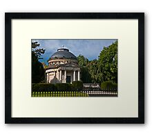 Mausoleum Carstanjen, Bonn, Germany Framed Print