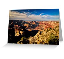 Grand Canyon - Desert View Point Greeting Card