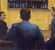 Bar Talk by Peter Worsley