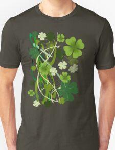Designer Shamrocks T-Shirt