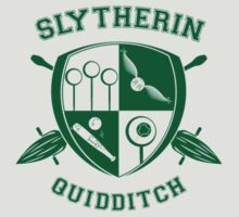 Slytherin - Quidditch - Alt Color by quidditchleague