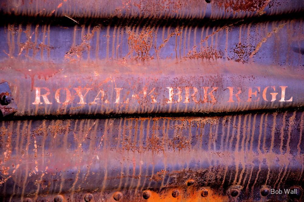 ROYAL-K BRK REGL by Bob Wall