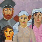 A RUSSIAN FAMILY by Sergio  Roffe
