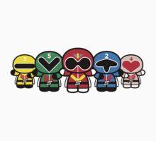 Chibi-Fi Super Sentai Goranger