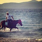 Greek Horsemanship by DoreenPhillips