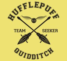 Hufflepuff - Team Seeker Kids Clothes