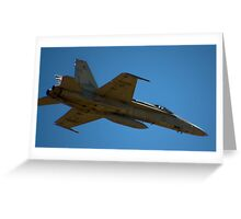Hornet! Greeting Card