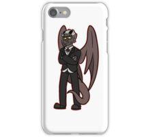 Monsterfalls Gargoyle!Stan  iPhone Case/Skin