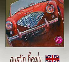 austin healy classic by DannyBurns