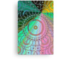 Mirrors, Patterns, and Kaleidoscopes Canvas Print