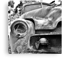 Once upon a time! Canvas Print