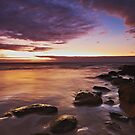 Freshwater Sunrise by Mark  Lucey