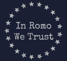 In Romo We Trust by nyah14