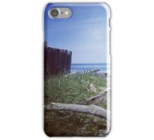 Joseph Whidbey State Park - Oak Harbor, WA iPhone Case/Skin