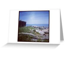 Joseph Whidbey State Park - Oak Harbor, WA Greeting Card