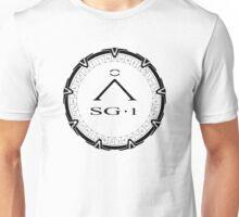 Stargate SG-1 [Two Tone Black] Unisex T-Shirt