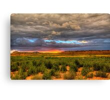 Arizona Traditional Canvas Print