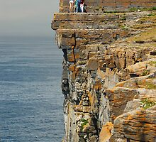 No fences! Aran Islands by Ian Fegent