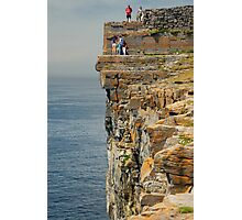 No fences! Aran Islands Photographic Print
