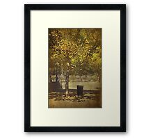 It's a Place in Time Framed Print