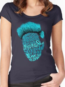 Halsey - Drive Women's Fitted Scoop T-Shirt