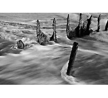 SHIP WRECK @ SUNRISE 15 Photographic Print