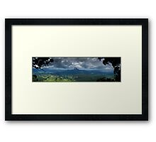 Mt Warning - Northern NSW Framed Print