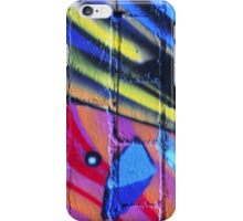 Melbourne - Hosier Lane street art iPhone Case/Skin