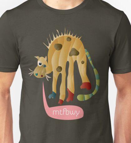 Yellow Cat-astrophe MTFBWY T-Shirt