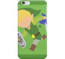 Toon Link - Super Smash Bros. iPhone Case/Skin