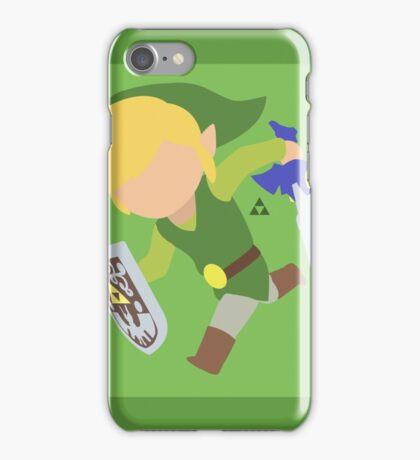 Toon Link - Super Smash Bros. iPhone Case/Skin