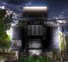 Evil Transformer by Brian Edworthy