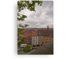 Nuremberg 6 Canvas Print