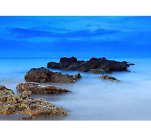 Rhythm of the Sea Photographic Print