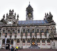 City hall by Adri  Padmos