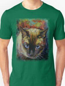 Seal Point Siamese Unisex T-Shirt