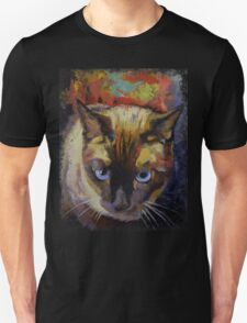 Seal Point Siamese Unisex T-Shirt