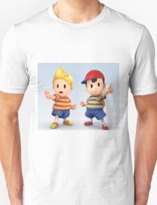 Ness and Lucas Unisex T-Shirt