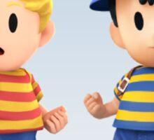 Ness and Lucas Sticker