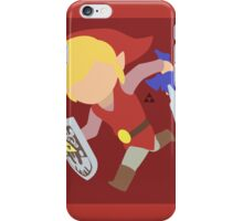 Toon Link (Red) - Super Smash Bros. iPhone Case/Skin