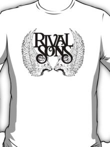 Rival Sons Rock Music La T-Shirt