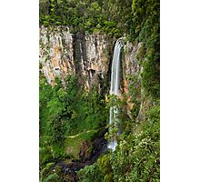 Purling Brook Falls Photographic Print