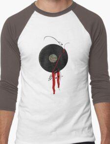 The bloody vinyl record won't die...Grunge Vintage Men's Baseball ¾ T-Shirt