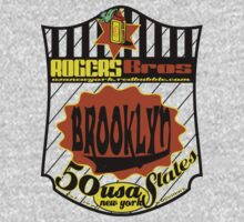usa brooklyn by rogers bros by usanewyork