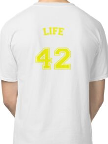 The Meaning of Life Classic T-Shirt